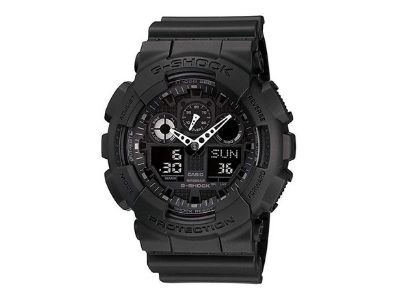Casio Men's G-SHOCK-The GA 100-1A1