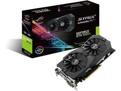 ASUS Geforce GTX 1050Ti
