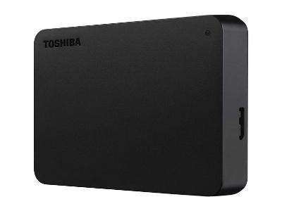 Toshiba Canvio Basics 4TB