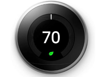 Google T3007ES Nest Learning